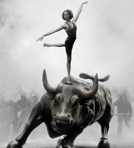 Did you know that the artist who made the Wall Street Bull was never paid?