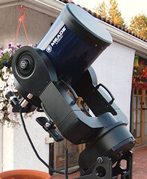 Meade 10 inch f/10 LX200 ACF