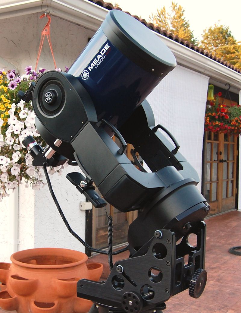 LX200 Telescope – Think Atheist