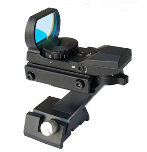 The Red Dot finder is one of the most important innovations of amateur astronomy.