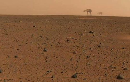 Rover technology has a long way to go.