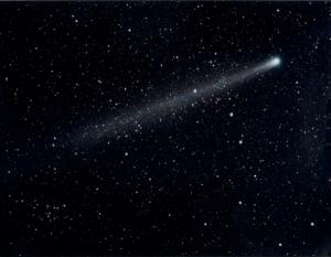 Comet Hyakutake - photo by Brad Snowder