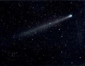 Comet Hyakutake - photo by Brad Snowder