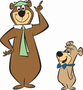 Yogi-Bear-and-Boo-Boo-neckties