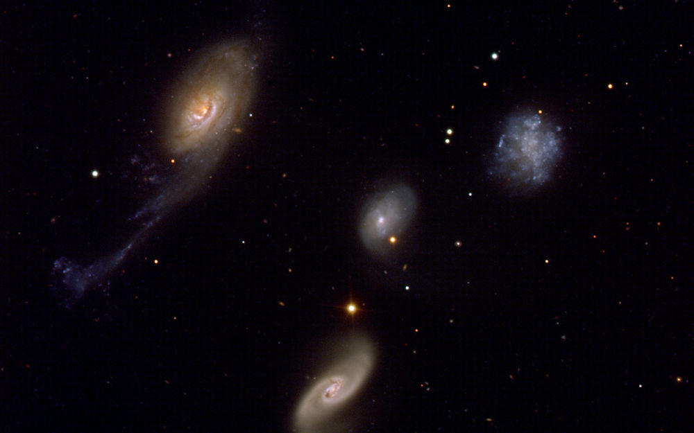 Robert's Quartet